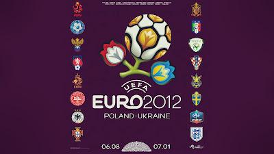Euro 2012 Participant Logo Wallpapers