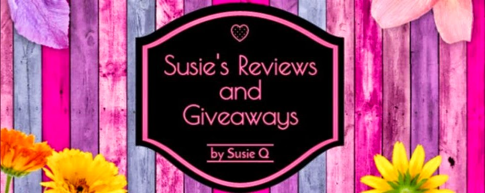Susie's Reviews and Giveaways