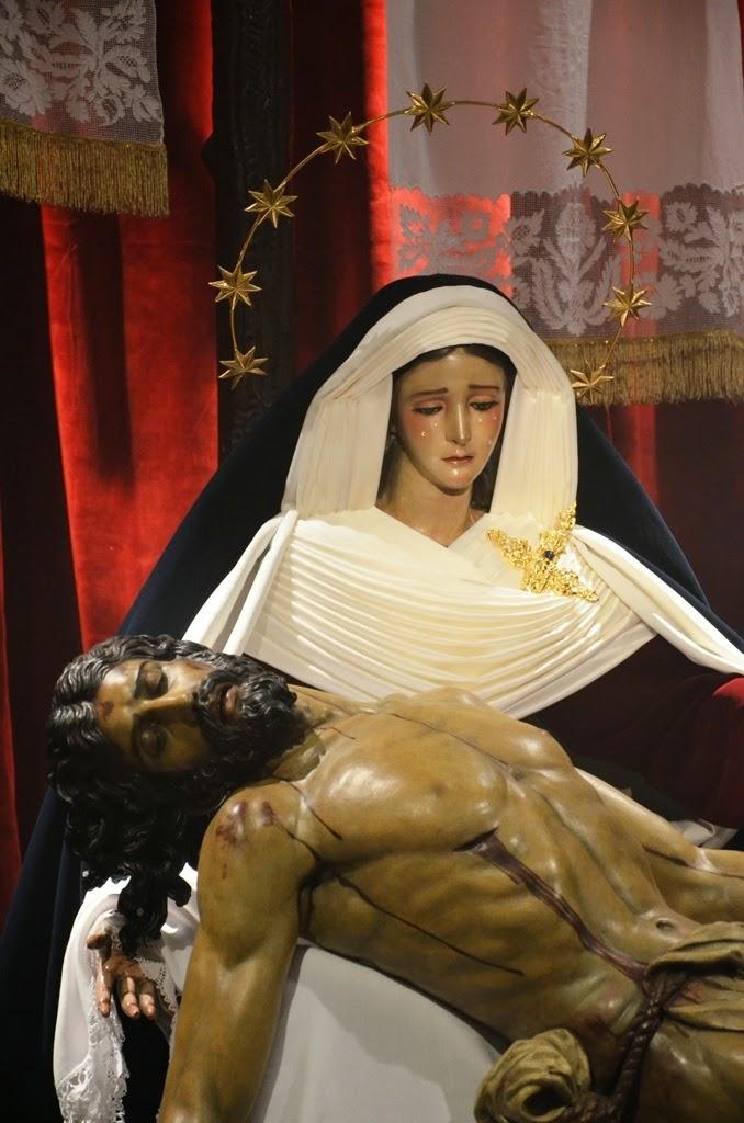 Ntra.Sra. Piedad y Cristo Misericordia - Baratillo - Sevilla