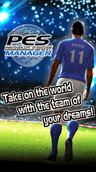PES manager Gameplay