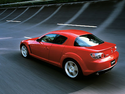 2011 Mazda RX-8 Wallpaper