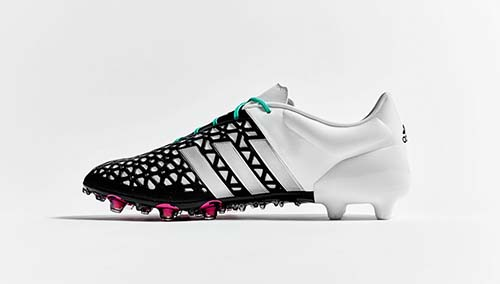 Adidas Ace 15.1 Black and White Edition