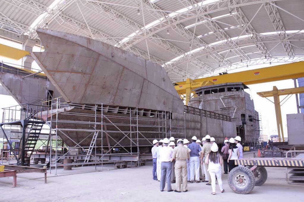 Marinas, astilleros e industrias navales de 15 países en la sexta versión de ColombiaMar Inscritas más de 50 ponencias en el IV Congreso Internacional de Diseño e Ingeniería Naval (CIDIN)