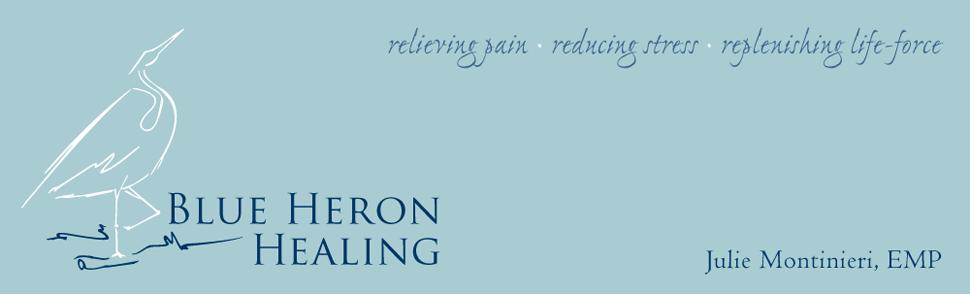 Blue Heron Healing
