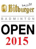 Bitburger Germany Open 2015