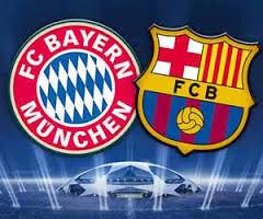Prediksi Barcelona vs Bayern Munchen Semifinal Liga Champions