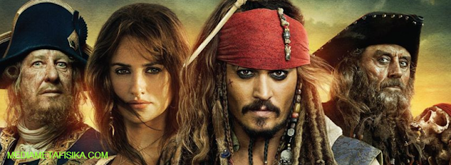Hubungan Misterius Air Kehidupan Nabi Khidir dan Jack Sparrow