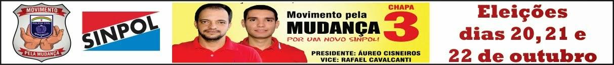 MOVIMENTO PELA MUDANÇA