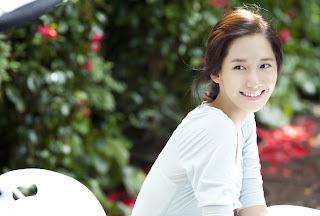 SNSD YoonA 윤아 Innisfree Wallpaper HD 5