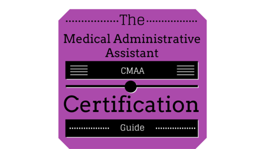 Medical Assistant - Medical Administrative Assistant Certificate ...