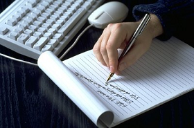 Membagi Waktu Untuk Ngeblog dan Kerja