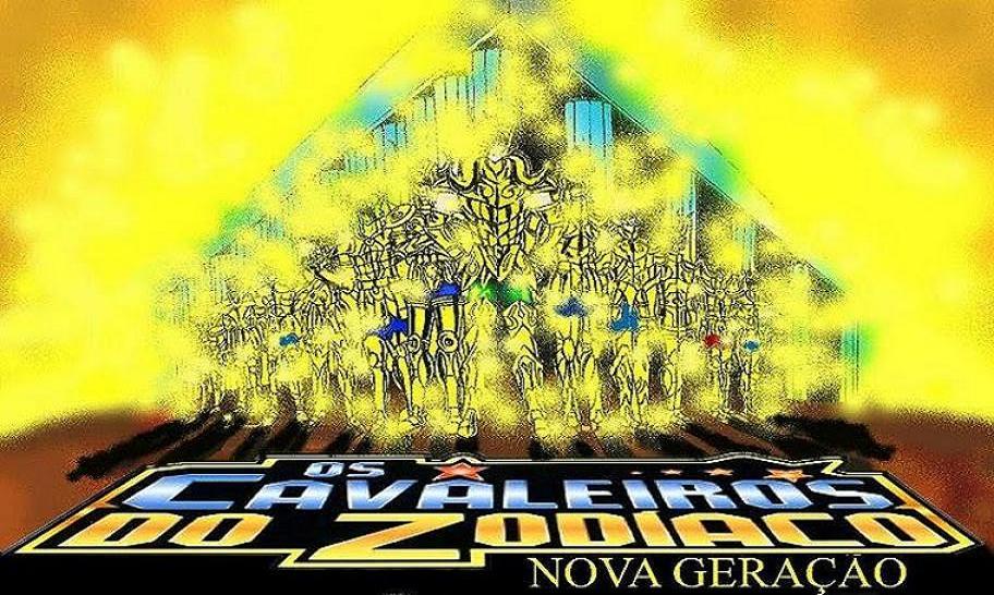 Saint Seya Nova Geração