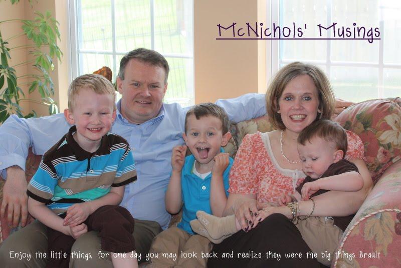 McNichols' Musings