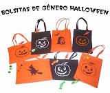 Bolsa Tela Halloween !