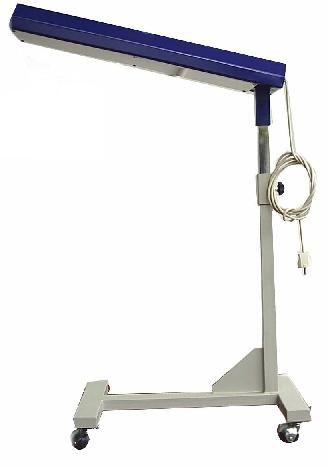 Blue Light Stand