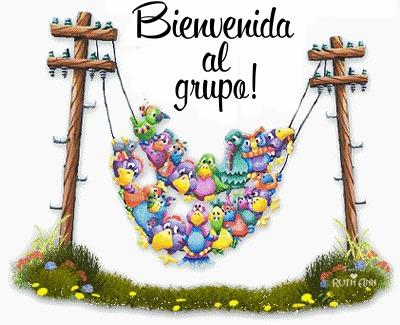Bienvenid@                                                        Bienvenida4