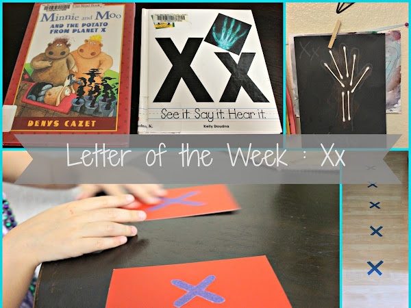 Letter of the Week : Xx