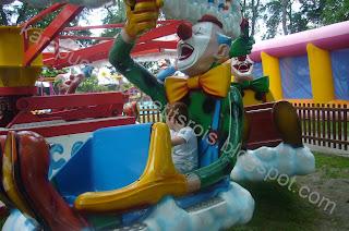 Manège clown