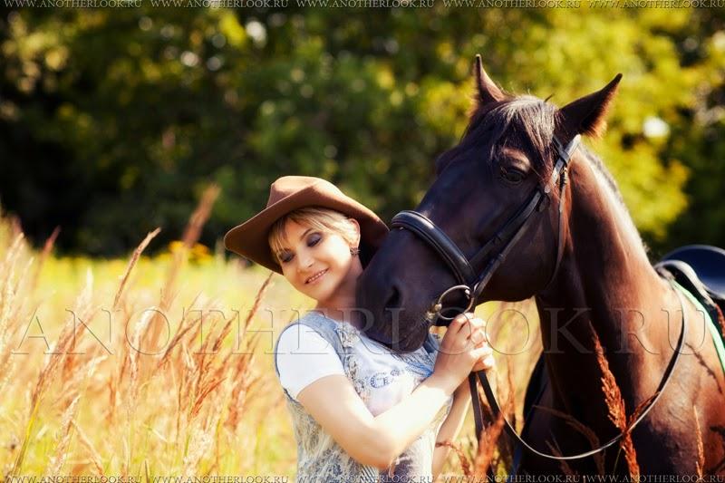любвиобильные лошади