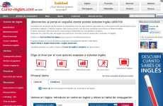 Cursos de inglés online gratis: Curso-ingles.com