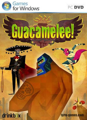 Guacamelee! Gold Edition PC Cover