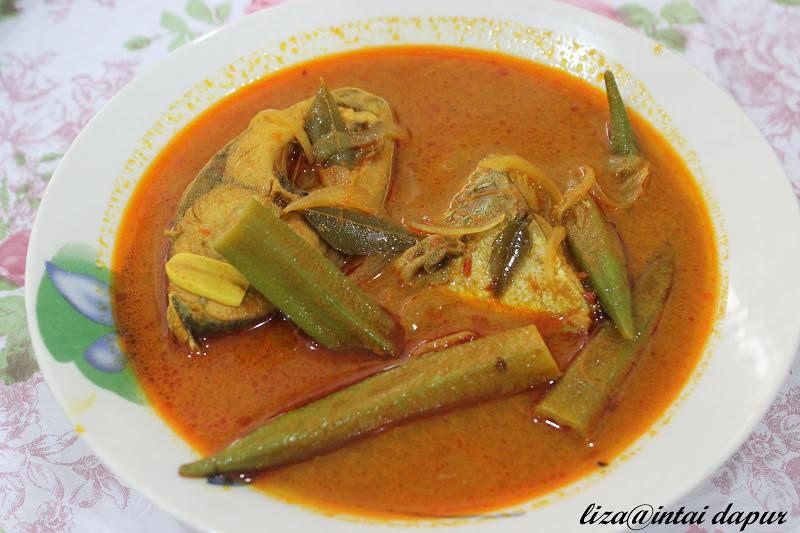 Intai Dapur Kari Ikan Nyok Nyok Mamak Style