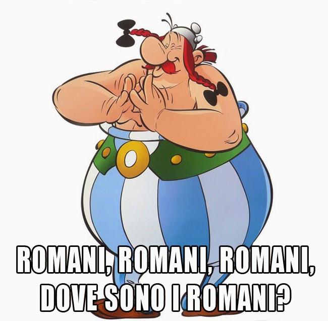 obelix meme funny gag romani asterix galli fumetto