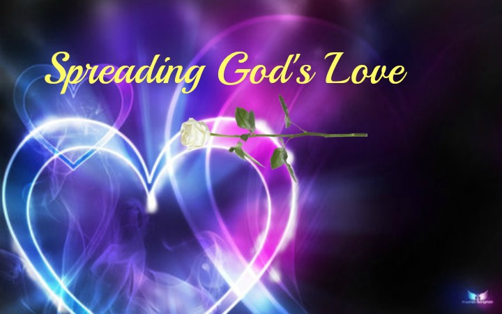 Spreading God's Love