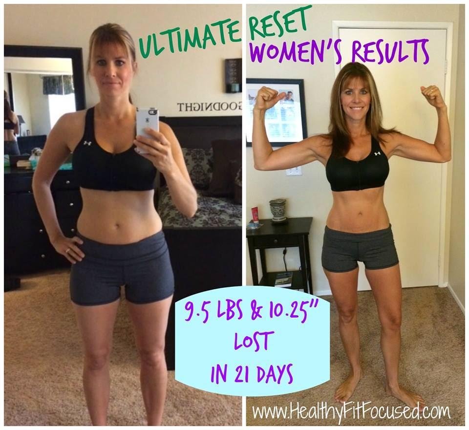 Ultimate Reset Transformation Story, Beachbody, Melanie Mitro