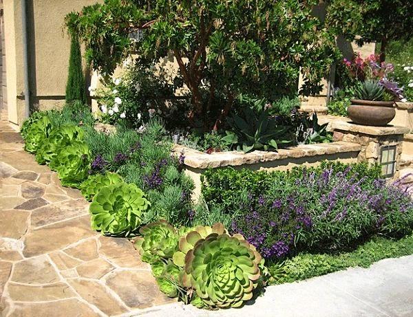 gambar taman halaman arumah