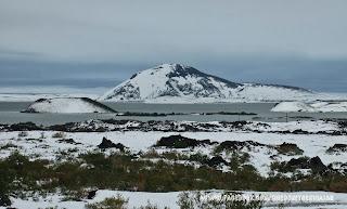 Lago Myvatn en Juego de Tronos