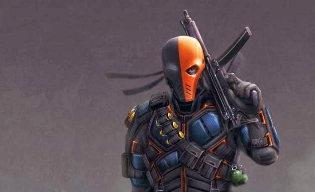 "Arrow (2014) ""Deathstroke 2.0"" concept art by Andy Poon"