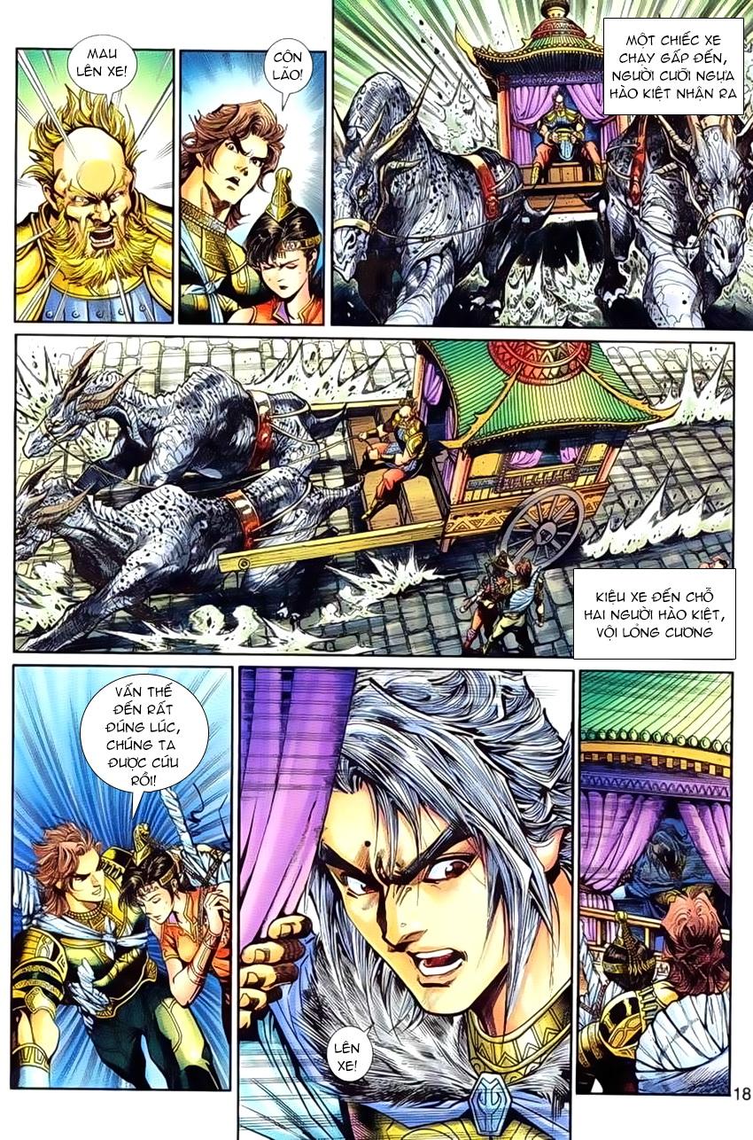 Thần binh huyền kỳ 3 - 3.5 Chapter 75 - Hamtruyen.vn