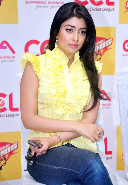 Shreya Photo at Markendeyan Audio Lunch