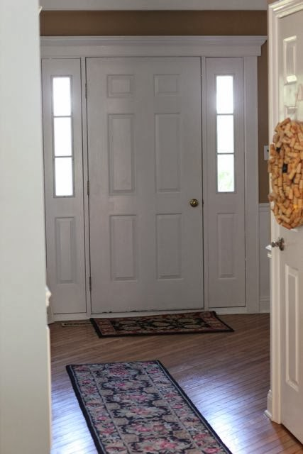 Our Life In A Click The Abode Black Interior And Exterior Doors