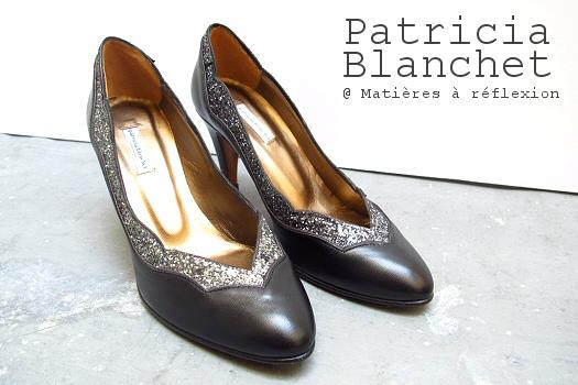 Escarpins Patricia Blanchet
