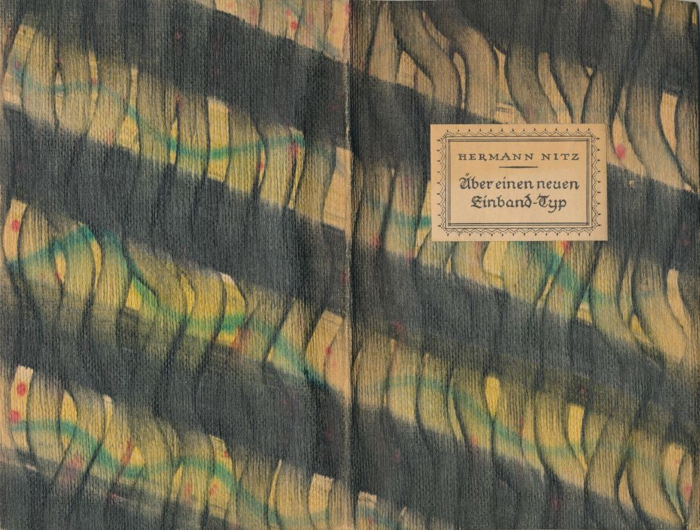 The Pressbengel Project: Exploring German bookbinding traditions and ...