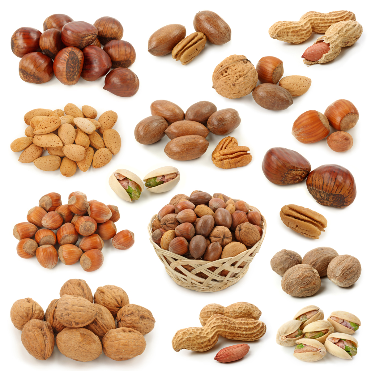 Nuts Clipart Nuts - clipart images