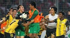 Bola oh bola... Tahniah Malaysia