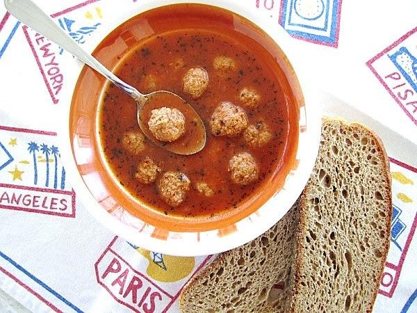 Mission food armenian meatball soup for Armenian cuisine cookbook
