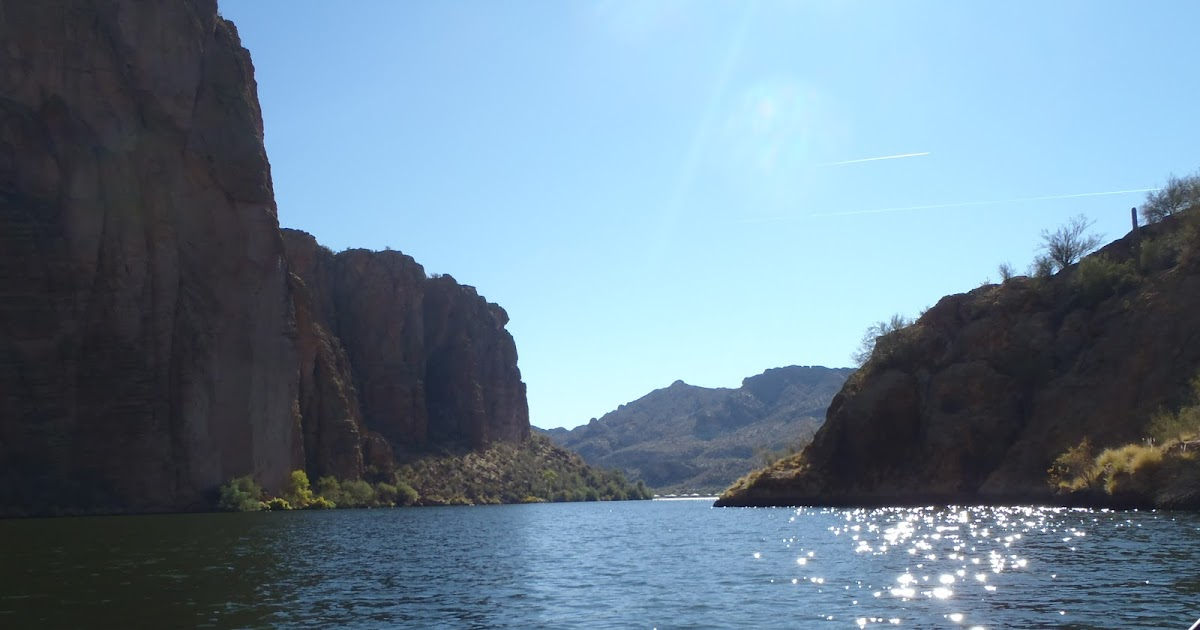 Live2kayakfish canyon lake a kayaker 39 s dream come true for Fishing in phoenix arizona