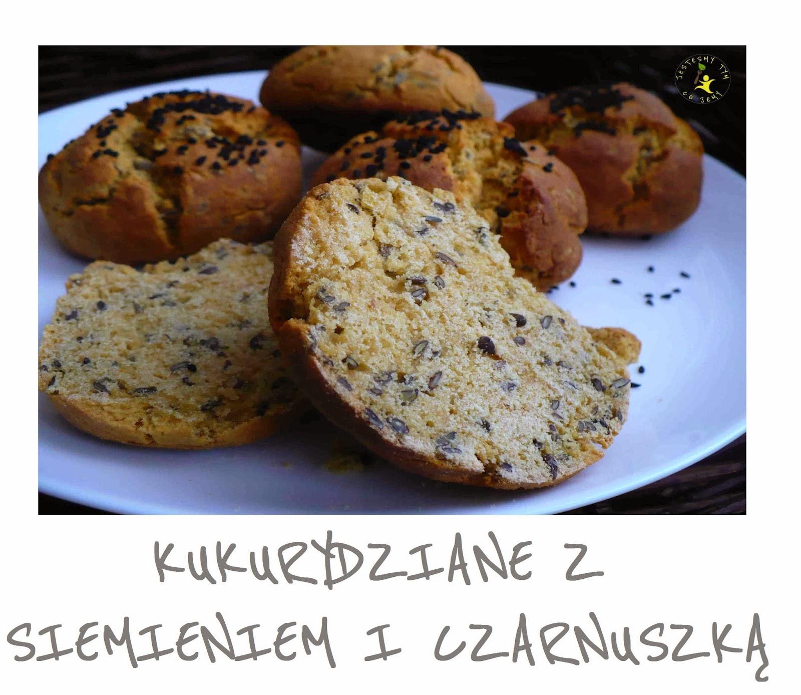 http://jestesmytymcojemy.blogspot.com/2014/01/kukurydziane-bueczki-z-siemieniem-i.html