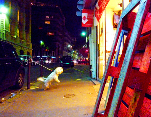 nuit paris by night