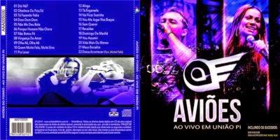 Aviões Do Forró Ao Vivo Em União PI CD 2014
