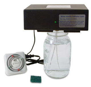 Learn how to make your own colloidal silver for just 36 cents a quart at www.TheSilverEdge.com