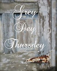 "Want to add a little ""grey"" to your dey? Then meet me here every Thursdey!"