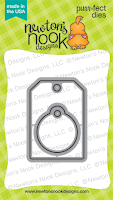Tags Times Two | Purr-fect Die set  | Newton's Nook Designs