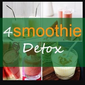 4 smoothie detox para sua dieta ficar mais divertida com On dieta smoothie detox