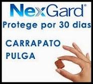 Promoção NexGard