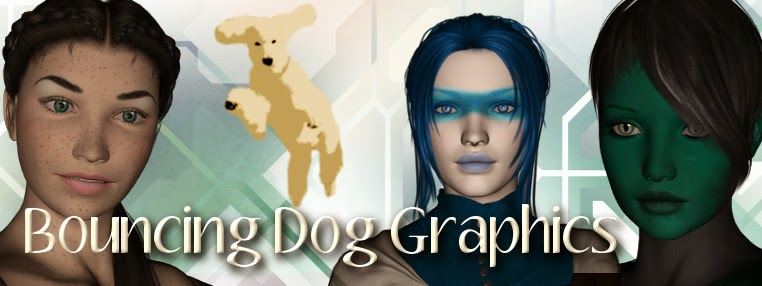 Bouncing Dog Graphics
